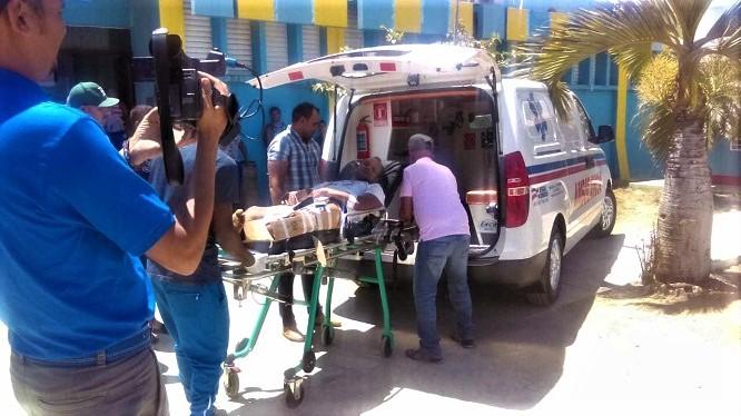 Ya van 19 muertos y 15 heridos