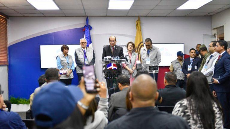 Pleno JCE suspendió a Miguel Angel García director de Informática del Tribunal Electoral