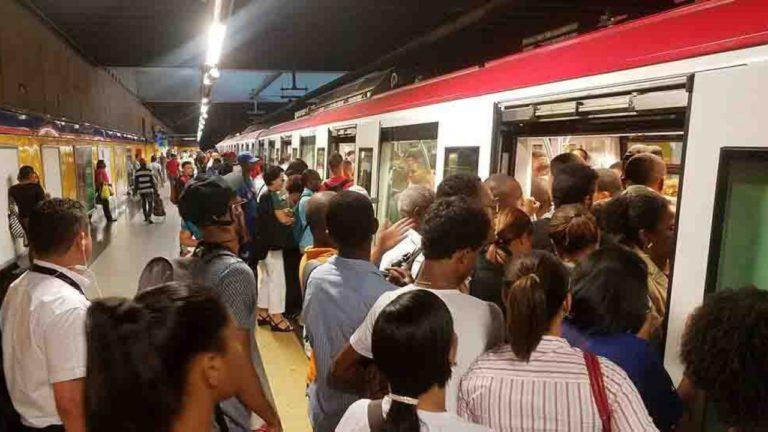 Gobierno suspende servicios de el Metro, Teleférico, Omsa y autobuses