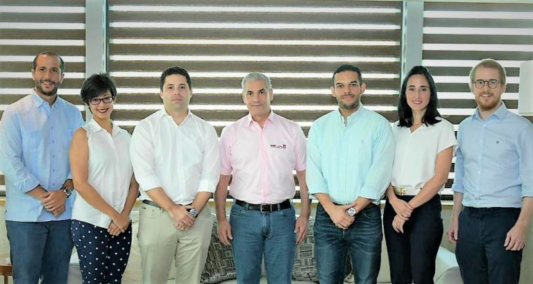 Gonzalo Castillo se reune con ANJE: Reafirma compromiso de trabajar con sectores productivos para mantener estabilidad económica