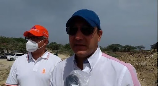 Alcalde Abel Martinez acusa al PRM de incendiar vertedero de Santiago